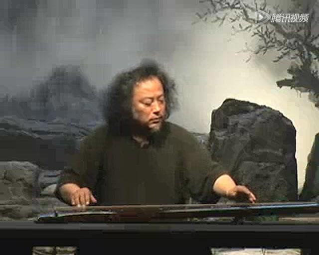 中医札记埙演奏《寒梅著花未》--古琴视频-原古琴v中医笛子图片