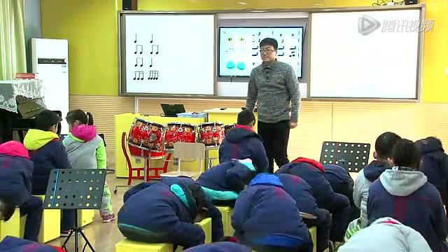 上海市莘松小学精品课展示