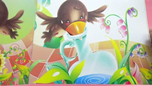 画之梦视频课堂《乌鸦喝水》