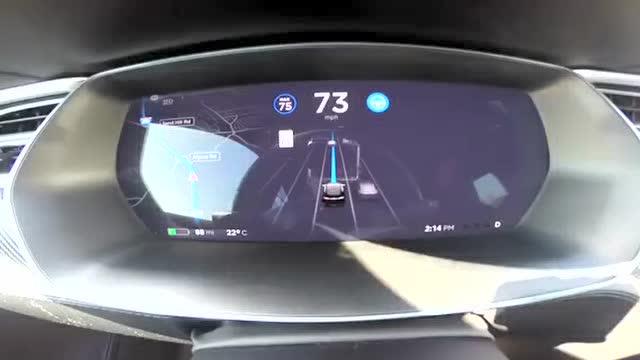 特斯拉自动驾驶:一双洞察一切的眼睛