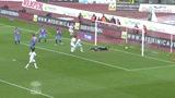 进球视频:坎比亚索突破传球 帕拉西奥送绝杀
