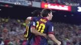 进球视频:佩佩禁区内解围失误 梅西扳平比分