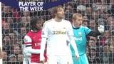 视频:英超本轮最佳球员 米楚梅开二度斩枪手