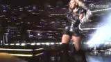 碧昂丝热力助唱超级碗决赛 热辣歌舞制霸全场