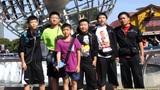 2012赴美乔丹训练营 游览享誉全球的环球影城