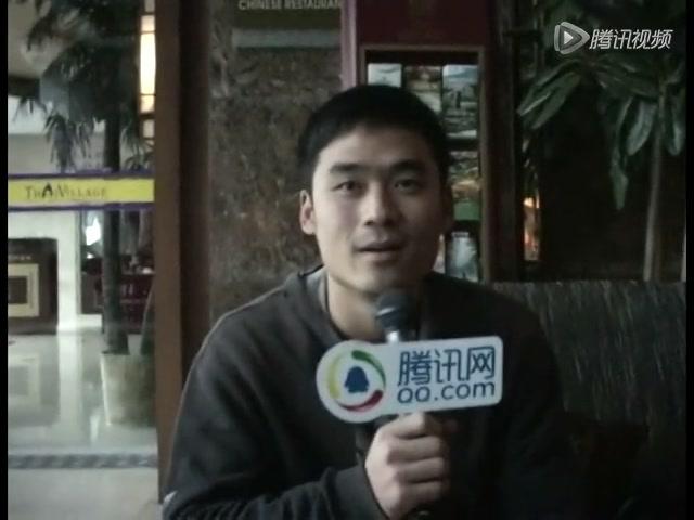 腾讯助励志哥见姚明圆梦 独家专访透露会见内容截图