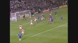 英超历史黄金时刻:阿森纳2球落后逆转切尔西