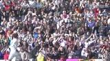 进球视频:皇马新劳尔送妙传 本泽马抢点破门
