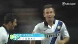 进球视频:卡萨诺灵巧转身过人 拔脚劲射得手