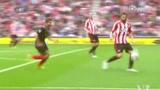 视频:桑德兰后卫失误 博里尼未把握良机破门