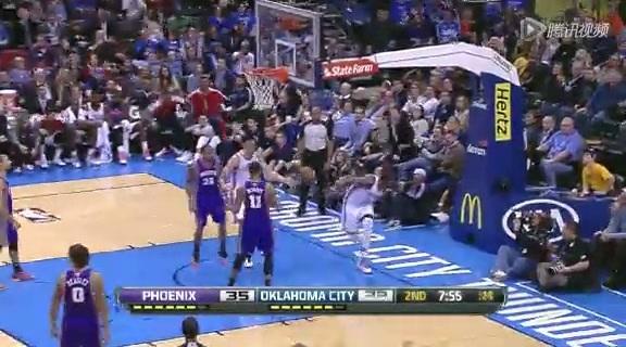 :NBA15周十佳进球 科比隔扣遭詹韦羞辱-詹姆斯视频 NBA球队视频 图片