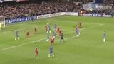 进球视频:马塔射门打手造点 路易斯一蹴而就