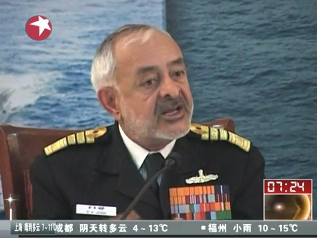 印度:海军待命赴南海捍卫石油利益截图