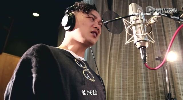 陈奕迅带字高清手机壁纸