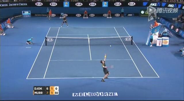 澳网男单决赛 小德逆转夺冠个人集锦截图