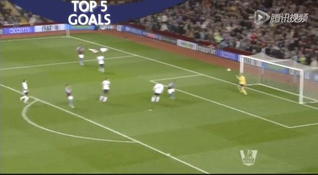 视频:英超第11轮之五佳球 哲科凌空绝杀领衔