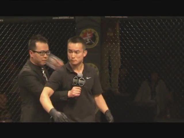 视频:锐武第三场 塔依尔VS李勃霖