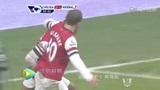 进球视频:卡索拉直传 沃尔科特单刀巧射破门