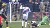 视频:英超第22轮最佳阵容 范佩西领衔锋线