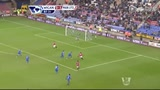进球视频:维冈后防失误 范佩西扫射梅开二度