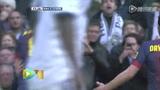 进球视频:梅西反越位成功 单挑拉莫斯扳一城