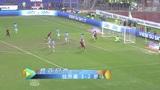进球视频:普亚尼奇精准任意球 40米吊门无力回天