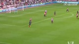 视频:格伦约翰逊弧线球挂后角 皮球中柱弹出