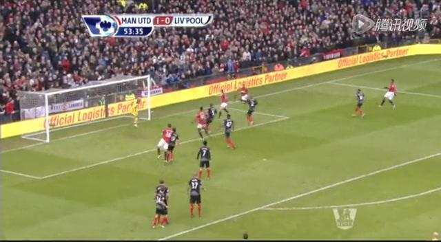 进球视频:范佩西弯刀助攻 维迪奇一锤定音截图