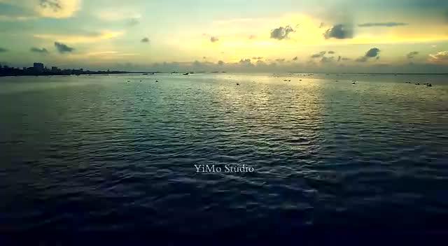 航拍广西最浪漫最美的岛屿!直甩泰国的芭提雅岛屿!