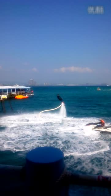 高清实拍海南三亚,亚龙湾蜈支洲岛海边美景
