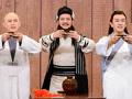 97版《天龙八部》剧组重聚,王牌召开武林大会致敬金庸