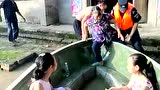 荆门公安干警抗洪救援现场视频合集
