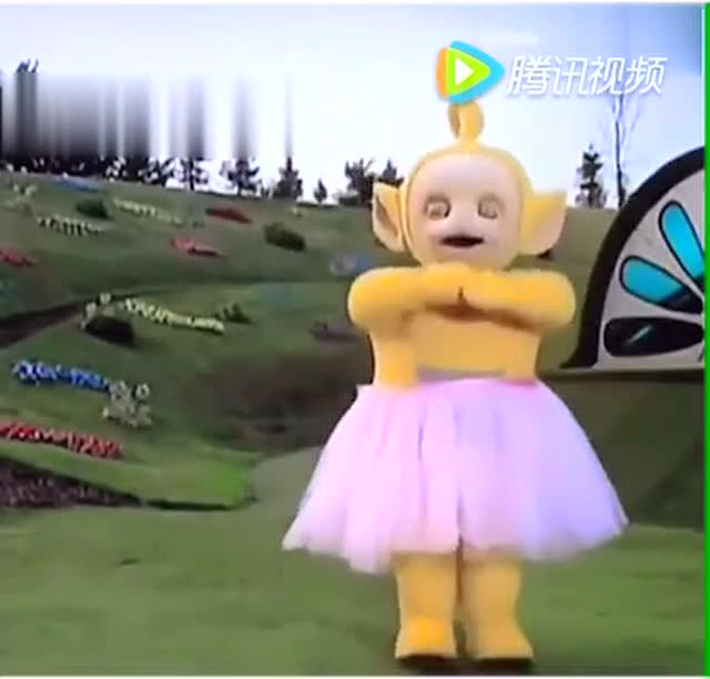 天线宝宝拉拉 绝对的灵魂舞者!