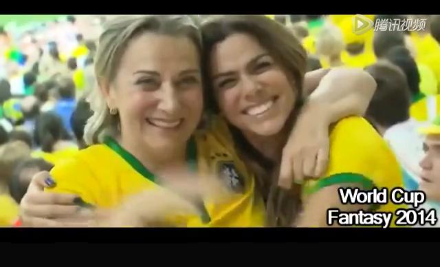 6分钟看遍世界杯美女 只看乳神?你OUT了截图