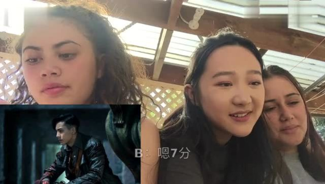 外国少女看中国男明星更喜欢哪一种?陈伟霆才5分?