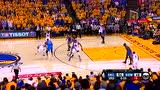 10月09日NBA季前赛 独行侠vs雷霆 全场精华录像