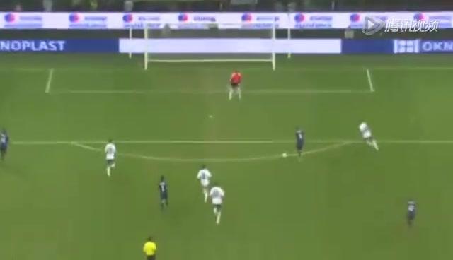 进球视频:国米的反击 帕拉西奥摆脱推射扳平
