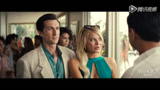 《华尔街之狼》片段 乔丹与内奥米相识
