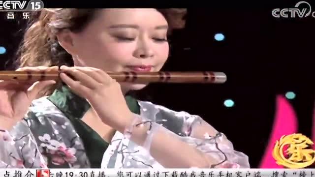 唐俊乔笛子演奏《红梅赞》好听至极