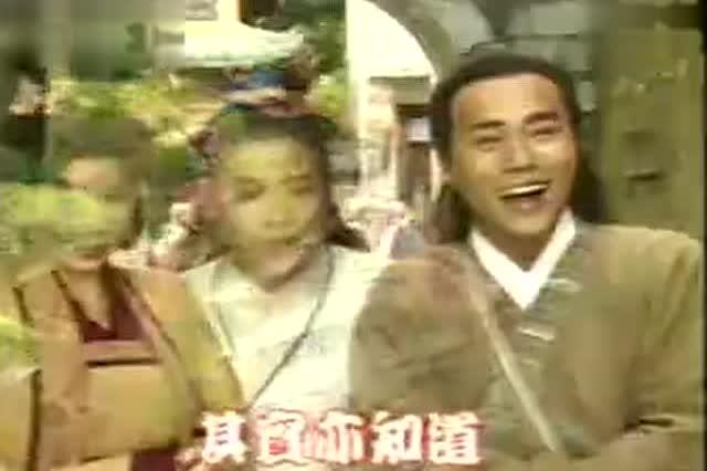 电视剧《花木兰》(陈妙瑛 王喜 罗家英)片头