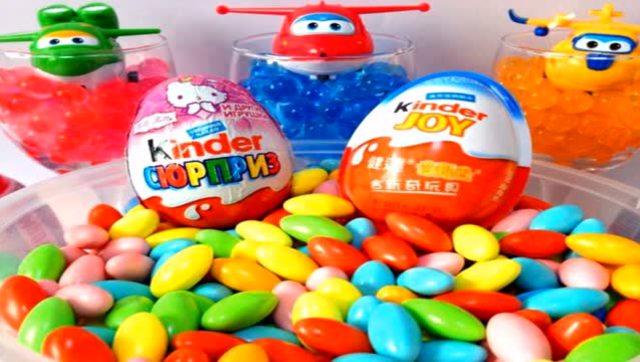 玩具视频 橡皮泥手工制作草莓香橙巧克力冰淇淋 亲子游戏