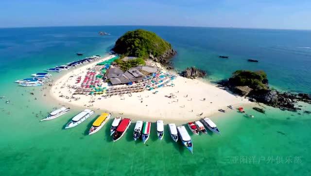 泰国普吉岛航拍