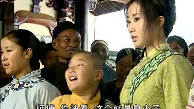 少年陈文杰_《十岁大钦差》小神童陈文杰公堂上判案竟拷打一张羊皮就破案了