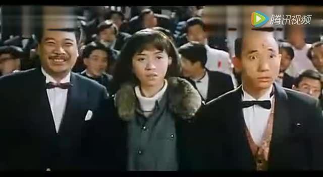 电影《赌霸》梅艳芳 周星驰 吴孟达经典飙戏片段,太精彩了