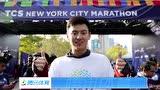 跨界也帅炸!宁泽涛轻松完成5公里马拉松