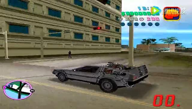 小熙解说GTA5 全员加速中最强女司机终于拿
