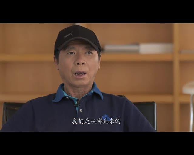 视频:冯小刚细说《一九四二》
