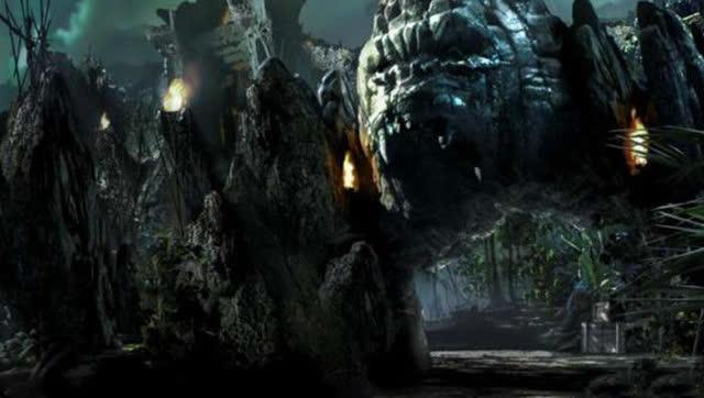 史前怪兽齐亮相《金刚:骷髅岛》