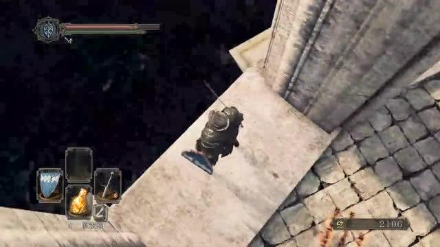 黑魂2正义的滑板站在崖边出汗太阳时竟然?骑士赞美图片