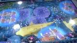 99炮鲨鱼三兄弟捕鱼机打鱼游戏机